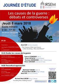 2018 03 08 Journee D Etude Les Causes De La Guerre V10