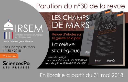 A La Une Lancement Livre Champs De Mars n° 30