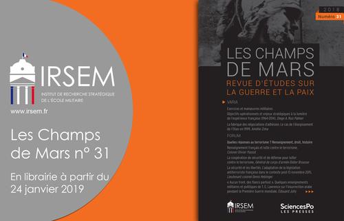 A La Une Champs De Mars N° 31