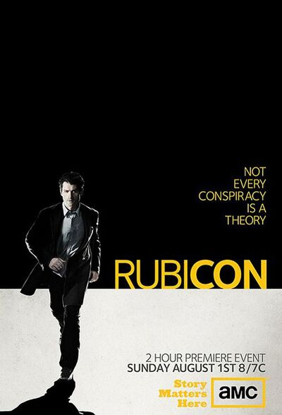 Affiche Film Rubicon