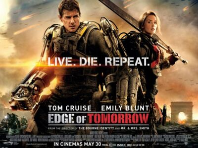 Dans Le Bunker 5 Edge Of Tomorrow