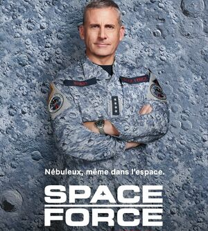 Space Force Affiche Francaise 1175395